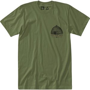 Hippy Tree Wigwam T-Shirt - Men's