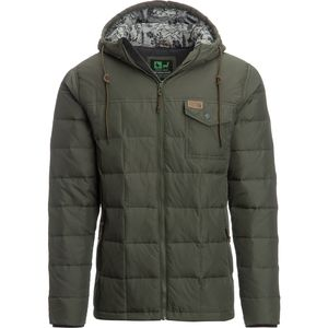 Hippy Tree Carmel Jacket - Men's