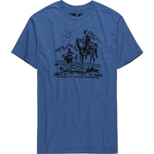 Hippy Tree Drifter T-Shirt - Men's