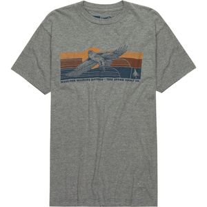 Hippy Tree Freedom T-Shirt - Men's