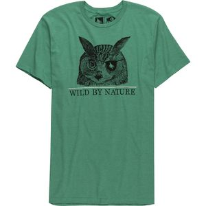 Hippy Tree Wild T-Shirt - Men's