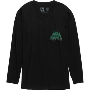 Hippy Tree Plains Long-Sleeve T-Shirt