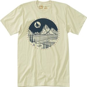 Hippy Tree Moonlight T-Shirt - Men's