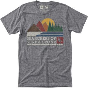 Hippy Tree Expedition T-Shirt - Men's