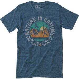 Hippy Tree Olympia T-Shirt - Men's