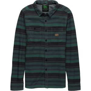 Hippy Tree Easton Flannel Shirt - Men's