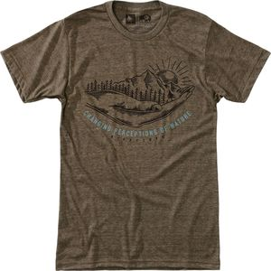 Hippy Tree Discovery Short-Sleeve T-Shirt - Men's