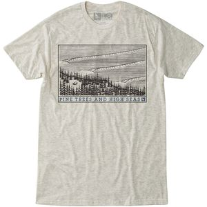 Hippy Tree Outskirts Short-Sleeve T-Shirt - Men's