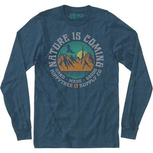 Hippy Tree Olympia Long-Sleeve T-Shirt - Men's