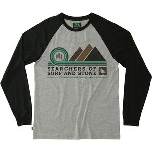 Hippy Tree Pinnacle Long-Sleeve T-Shirt - Men's