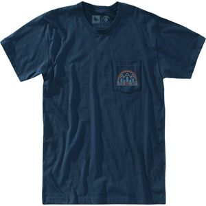 Hippy Tree Prism Short-Sleeve T-Shirt - Men's