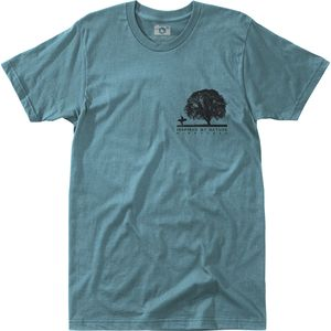 Hippy Tree Oak T-Shirt - Men's