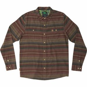 Hippy Tree Santiago Flannel Shirt - Men's
