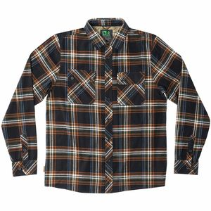 Hippy Tree Signal Flannel Shirt - Men's