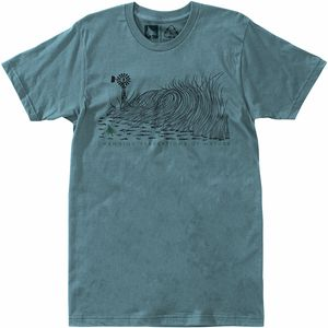 Hippy Tree Windbreak T-Shirt - Men's