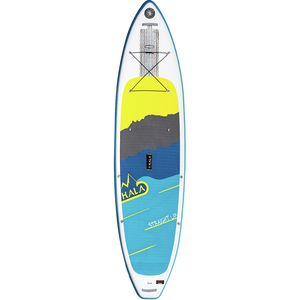 Hala Carbon Straight Up Inflatable Stand-Up Paddleboard