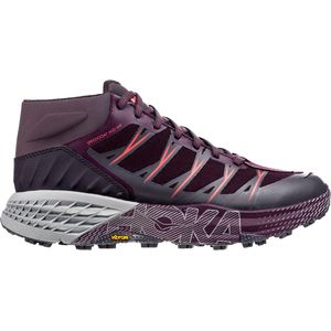 HOKA ONE ONE Speedgoat Mid WP Trail Run Shoe - Women's