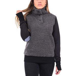 Holden Sherpa Fleece Pullover - Women's