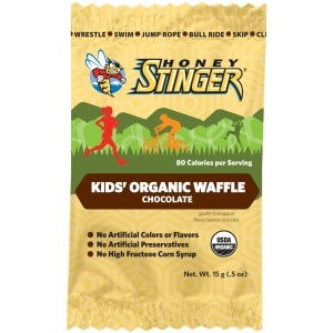 Honey Stinger Organic Kids' Waffles