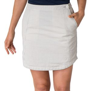 Toad&Co Seersucka Skirt - Women's