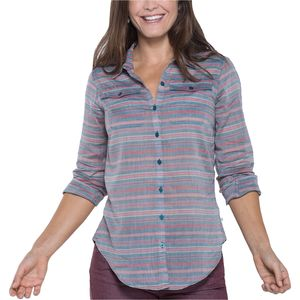 Toad&Co Airbrush Deco Shirt - Women's