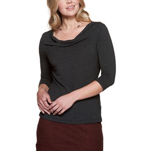 Toad&Co Bel Canto 3/4 Drape Neck Shirt - Women's