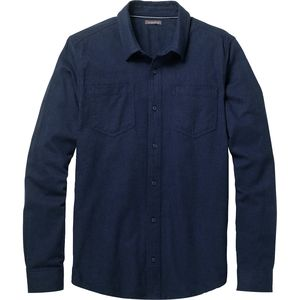Toad&Co Flannagan Solid Long-Sleeve Shirt - Men's