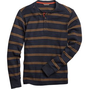 Toad&Co Framer Long-Sleeve Henley Shirt - Men's