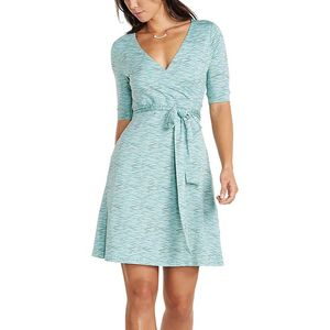 Toad&Co Cue Wrap Cafe Dress - Women's
