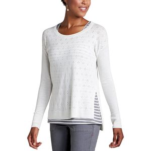 Toad&Co Cambria Pointelle Crew - Women's