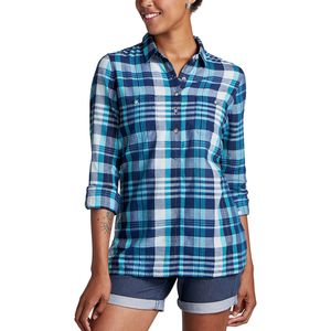 Toad&Co Indigo Ridge Long-Sleeve Shirt - Women's