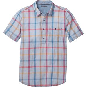 Toad&Co Cuba Libre Short-Sleeve Popover Shirt - Men's