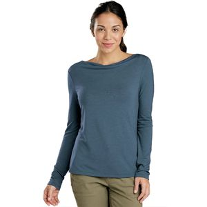 Toad&Co Bel Canto Drape Neck Top - Women's