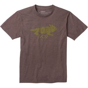 Toad&Co Imbedded Toad T-Shirt - Men's