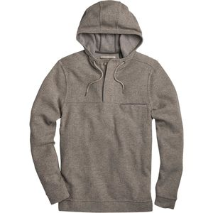 Toad&Co Breithorn Henley Hooded Sweater - Men's