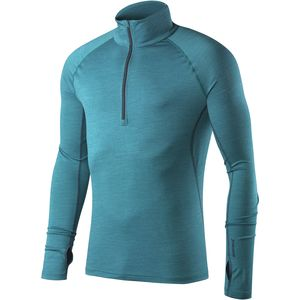 Houdini Airborn Zip Top - Men's