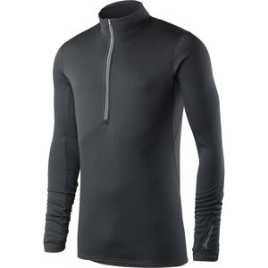 Houdini Phantom Long-Sleeve Zip Top - Men's