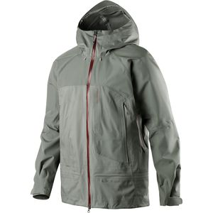 White snowboarding jacket mens