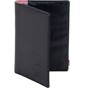 Herschel Supply Raynor Leather Passport Wallet - Men's