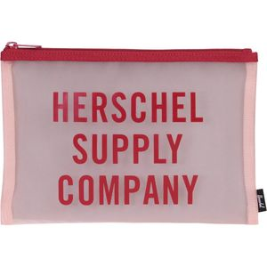 Herschel Supply Network Mesh Large Pouch