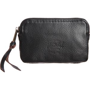 Herschel Supply Oxford Leather Pouch