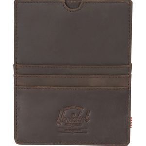 Herschel Supply Eugene Leather Passport Wallet
