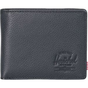 Herschel Supply Hank RFID Leather Bi-Fold Wallet