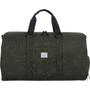 Herschel Supply Novel Duffel Bag - Keith Haring Collection