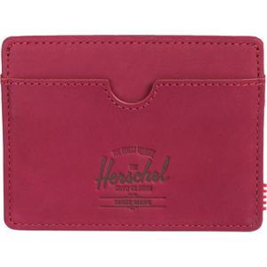 Herschel Supply Nubuck Leather Collection Charlie Wallet - Men's