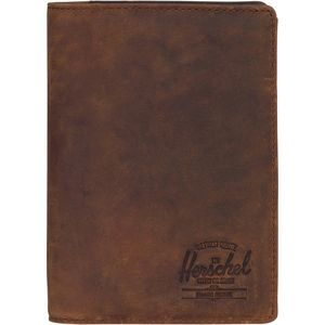 Herschel Supply Raynor RFID Leather Wallet - Nubuck Leather Collection - Men's