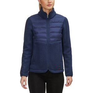 Herschel Supply Hybrid Sherpa Full-Zip Jacket - Women's