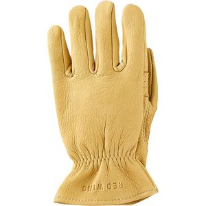 Red Wing Heritage Buckskin Gloves - Unlined