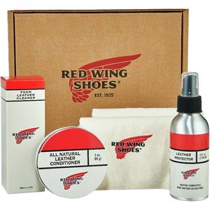 Red Wing Heritage Oil-Tanned Leather Care Kit - Women's