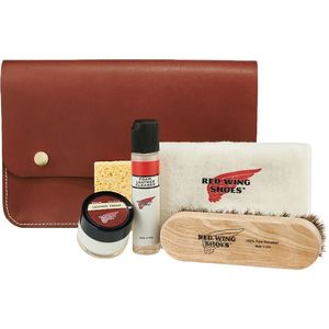 Red Wing Heritage Leather Travel Care Kit
